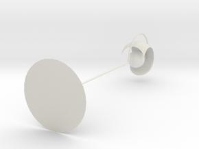 cool in White Natural Versatile Plastic