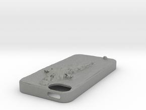 solo_print_02 in Gray Professional Plastic