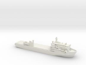1/600 HMS Argus in White Natural Versatile Plastic