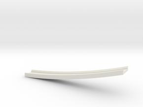 Motorway 2 Bridge 1:1000 scale in White Natural Versatile Plastic