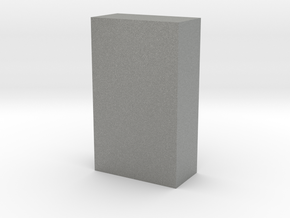Motorway 1 Pillar 1:1000 scale in Gray Professional Plastic