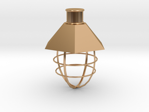 lampshade in Polished Bronze