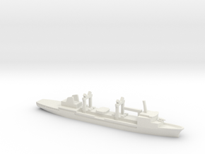 Durance-class tanker, 1/1250 in White Natural Versatile Plastic