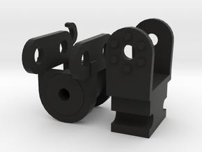 Powertilt/kantelstuk voor 8 tons midikranen in Black Natural Versatile Plastic
