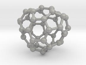 0668 Fullerene c44-40 c1 in Aluminum