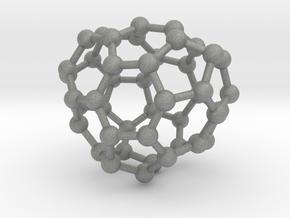 0668 Fullerene c44-40 c1 in Gray Professional Plastic