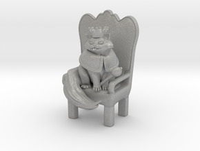 Cat Lord in Aluminum