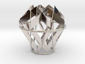 Fragmented light in Platinum