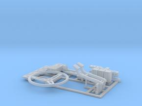 1 12 Stock Car Interior Kit in Smooth Fine Detail Plastic