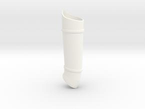 quiver 2 in White Processed Versatile Plastic