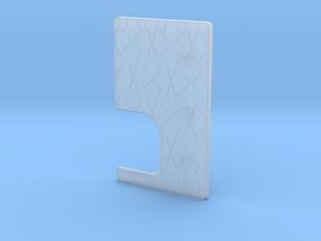 SHATTR3D Mech Squonk Door in Smoothest Fine Detail Plastic