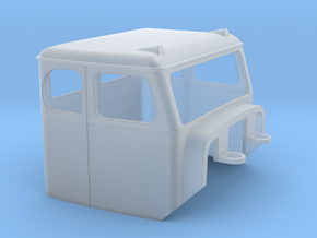 Truck Cab, Be-Ge 1600, fits Tekno Scania in Smooth Fine Detail Plastic