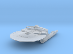 """Discovery time line Miranda class 3.8"""" in Smooth Fine Detail Plastic"""