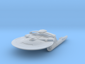 """Discovery timeline Miranda classII HvyCruiser 4.6"""" in Smooth Fine Detail Plastic"""