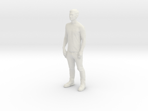Printle C Homme 285 - 1/32 - wob in White Natural Versatile Plastic