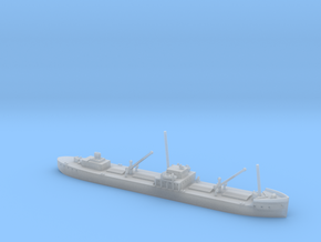 1/1200th scale Hungarian cargo ship Kassa in Smooth Fine Detail Plastic