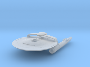 Discovery time line USS Armstrong Refit in Smooth Fine Detail Plastic