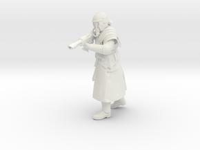 Printle V Homme 697 - 1/24 - wob in White Natural Versatile Plastic