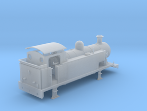 LB&SCR E2-X - V0 Freelance - Body (FUD) in Smooth Fine Detail Plastic