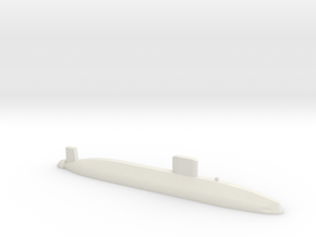 Swiftsure-class SSN, 1/1800 in White Natural Versatile Plastic