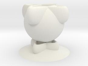 10610711203 in White Natural Versatile Plastic