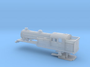 LNER/BR V1 in Smoothest Fine Detail Plastic