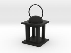 Lampshade in Black Premium Versatile Plastic