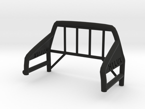 RC4WD TF2 Mojave Roll Bar in Black Natural Versatile Plastic