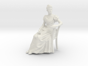 Printle H Femme 1005 - 1/24 - wob in White Natural Versatile Plastic