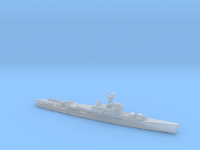 1/1250 Scale Dealey Class in Smooth Fine Detail Plastic
