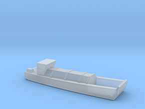 1/350 Scale British LCVP Waterline in Smooth Fine Detail Plastic