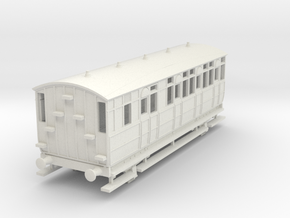 0-76-met-jubilee-2nd-brk-coach-1 in White Natural Versatile Plastic