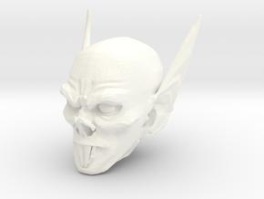 vampire head 2 in White Processed Versatile Plastic