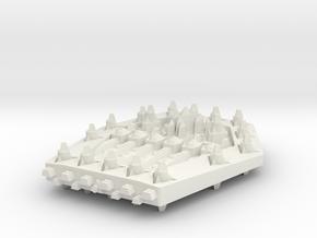 PH305 Urkotrazarak Dreadnought in White Natural Versatile Plastic