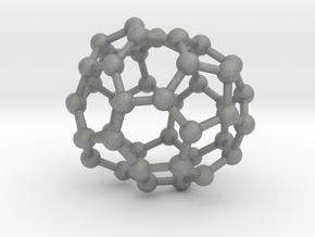 0673 Fullerene c44-46 c1 in Gray Professional Plastic
