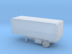 1/220 Scale M119 Trailer in Smooth Fine Detail Plastic