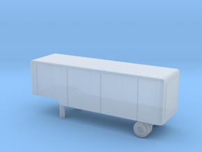 1/220 Scale M348 Trailer in Smooth Fine Detail Plastic