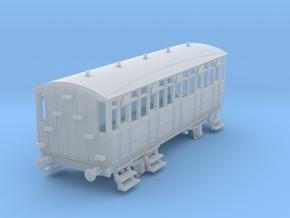 0-148fs-wcpr-met-brk-3rd-no-8-coach-1 in Smooth Fine Detail Plastic