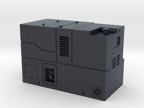 Stromerzeuger 13kVA Eisemann / GEKO in Black Professional Plastic: 1:48 - O