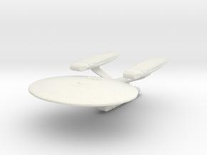 Niagra Class in White Natural Versatile Plastic