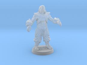 Dota2 Zeus in Smooth Fine Detail Plastic