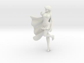 Printle V Femme 1091 - 1/24 - wob in White Natural Versatile Plastic