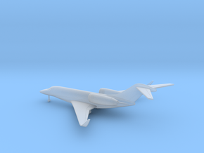 Cessna 750 Citation X in Smooth Fine Detail Plastic: 6mm