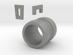 Haruko Bracelet FLCL in Gray Professional Plastic