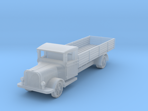 Saurer polish 1939 truck 1:200 in Smooth Fine Detail Plastic