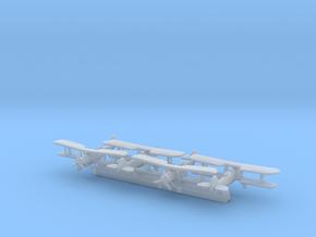 Swordfish x4 (FUD) in Smooth Fine Detail Plastic: 1:500