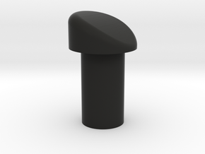 Wonderful Sabers Chassis killkey in Black Natural Versatile Plastic