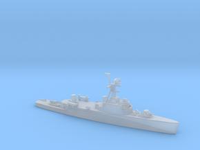 1800 Scale USS Claud Jones in Smooth Fine Detail Plastic