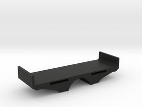 NQD Tear Into JetBoat Battery Holder in Black Natural Versatile Plastic