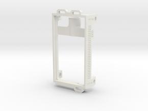 Windu Elite Boardholder Prizm5.1 - (Part 2/8) in White Natural Versatile Plastic